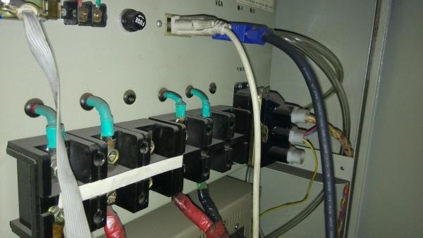 焦炭反应控制系统