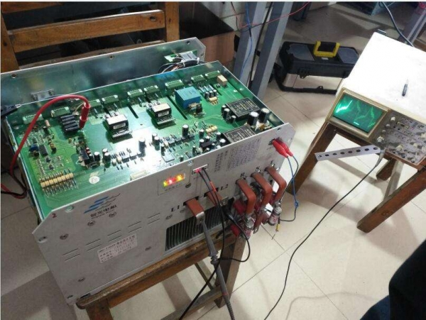 变频器的一些维修注意事项