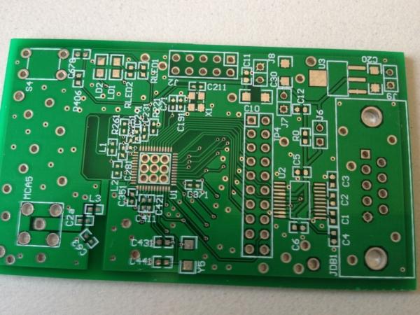 PCB线路板插装元器件的孔径