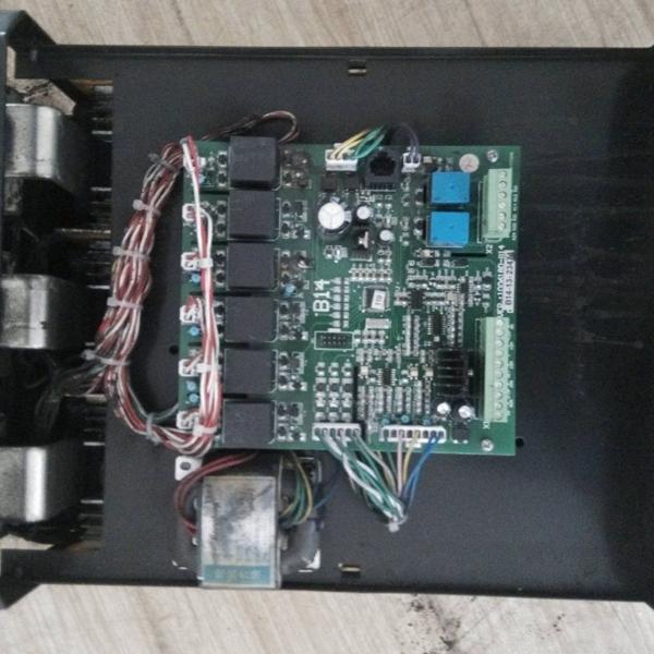 STR110B-3 电机软启动器维修